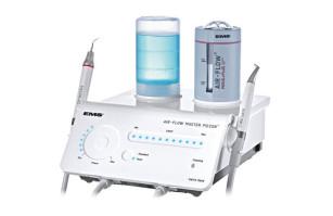 Удаление зубного камня новым аппаратом Air-Flow Master Piezon