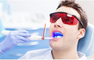 5 преимуществ лазерного лечения зубов и десны