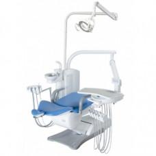 Стоматологическая установка CLESTA-II тип А (нижний подвод шлангов)  «Takara Belmont Corporation» (Япония)