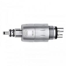 Быстросъемные соединения RQ-14 (Roto Quick) для соединения Ritter-Midvest,  со спреем, без света