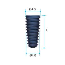Имплантаты AnyOne Ø4.0 (стандартная резьба)