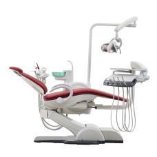 Стоматологическая установка Wovo (нижняя подача)